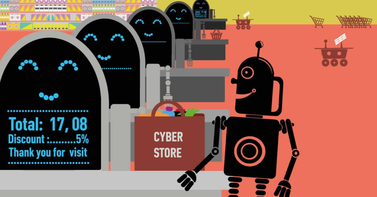 スーパーマーケット「近商ストア」、東芝テックと無人レジ実証実験を実施へ