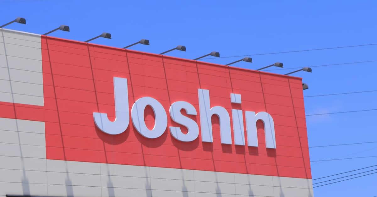Joshin(ジョーシン)、3月中旬より「楽天ペイ」を導入予定