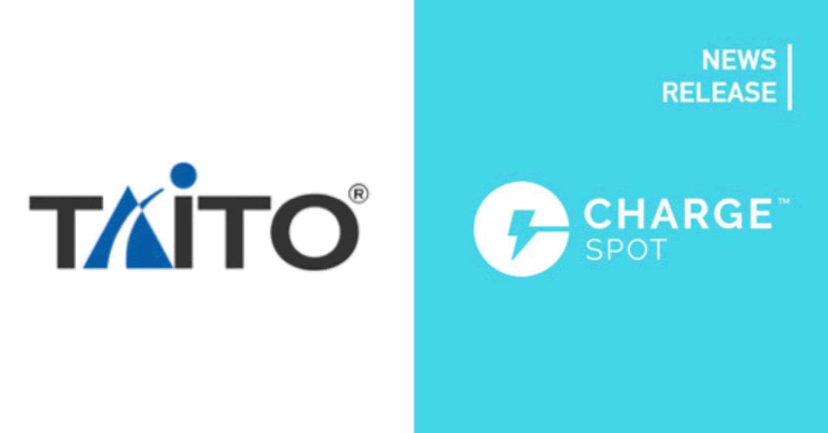 スマホ充電器のシェアリングサービス「ChargeSPOT」、ゲームセンター「タイトーステーション」で利用可能に
