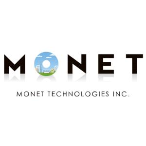 トヨタとソフトバンクのMONET Technologies、社用車共同利用システム「MONET Biz」実証実験実施へ