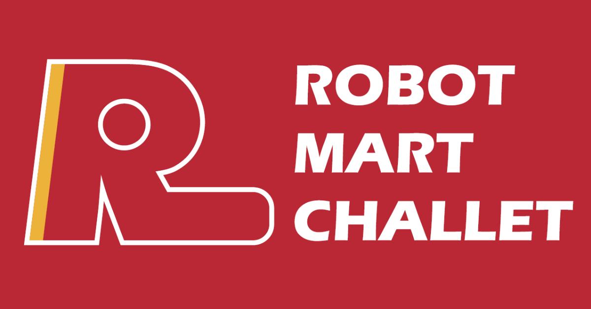 現金不要の無人コンビニ「ロボットマート」のアプリ「ロボットマートチャレット」配信