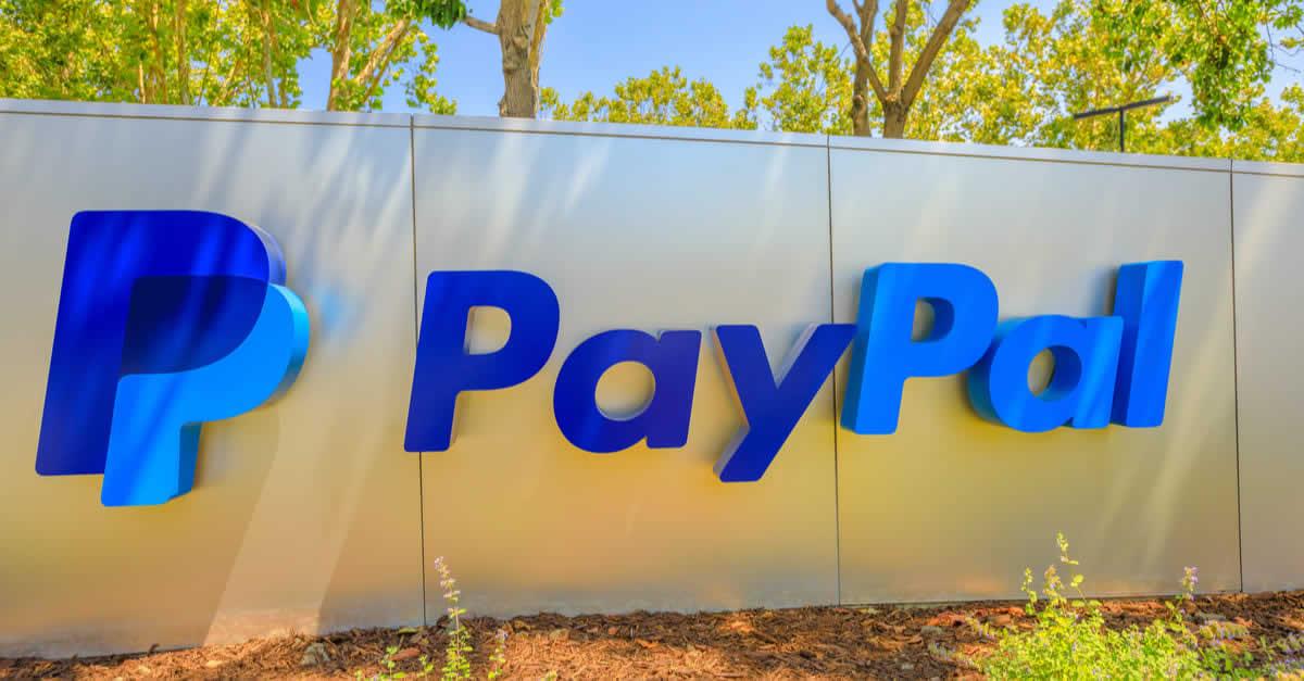 PayPal、ブロックチェーン企業に初出資