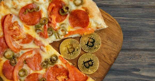 本日は「ビットコイン・ピザデー」 アメリカの人気番組にピザをBTCで購入した男性が出演