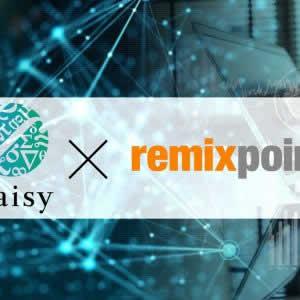 リミックスポイント東京大学発AI・ブロックチェーン技術企業へ出資