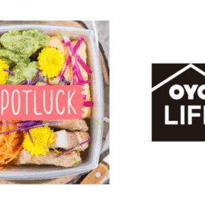 賃貸サービスのOYO LIFE、ランチテイクアウト「POTLUCK」と提携 チケット6枚が初月無料に