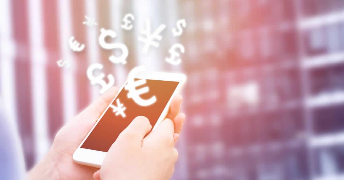 LINE Pay 外貨両替、米ドル・韓国ウォンの両替手数料が70%オフに