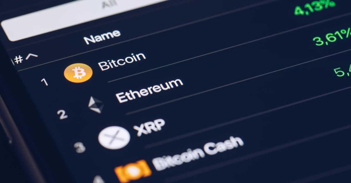 仮想 通貨 チャート アプリ