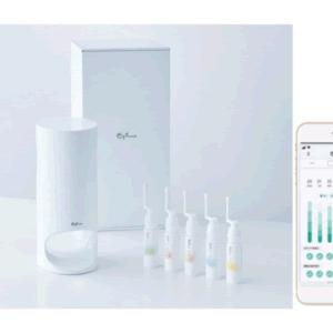 資生堂が月額サービス「Optune」開始 毎日の肌環境に応じて美容液をマシンで調合
