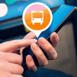 滋賀県大津市、MaaSアプリの実証実験を実施へ 自動運転バス走行