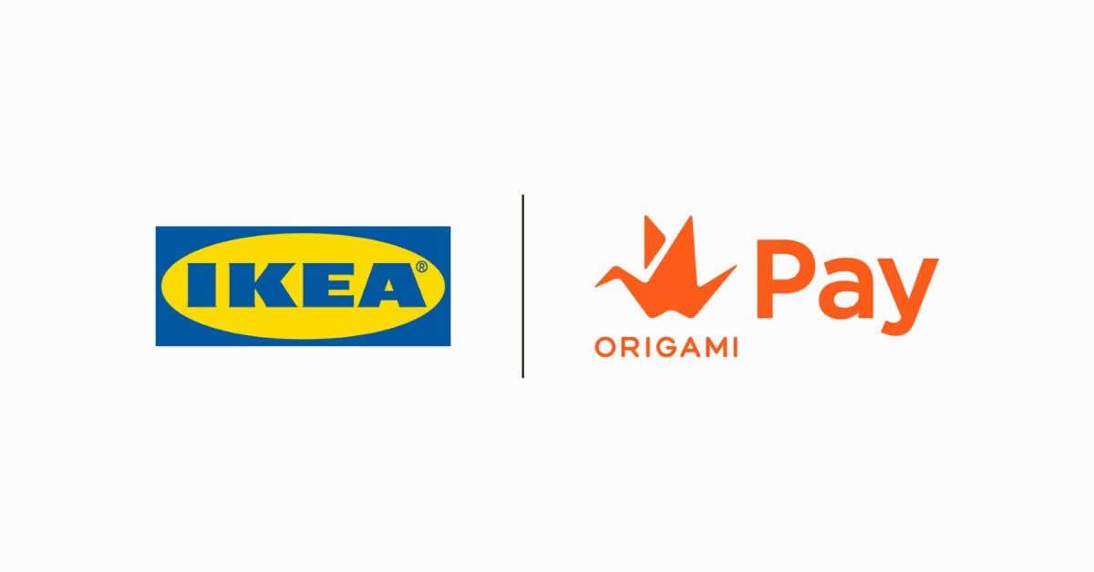 Origami Pay(オリガミペイ)、IKEAで利用可能に