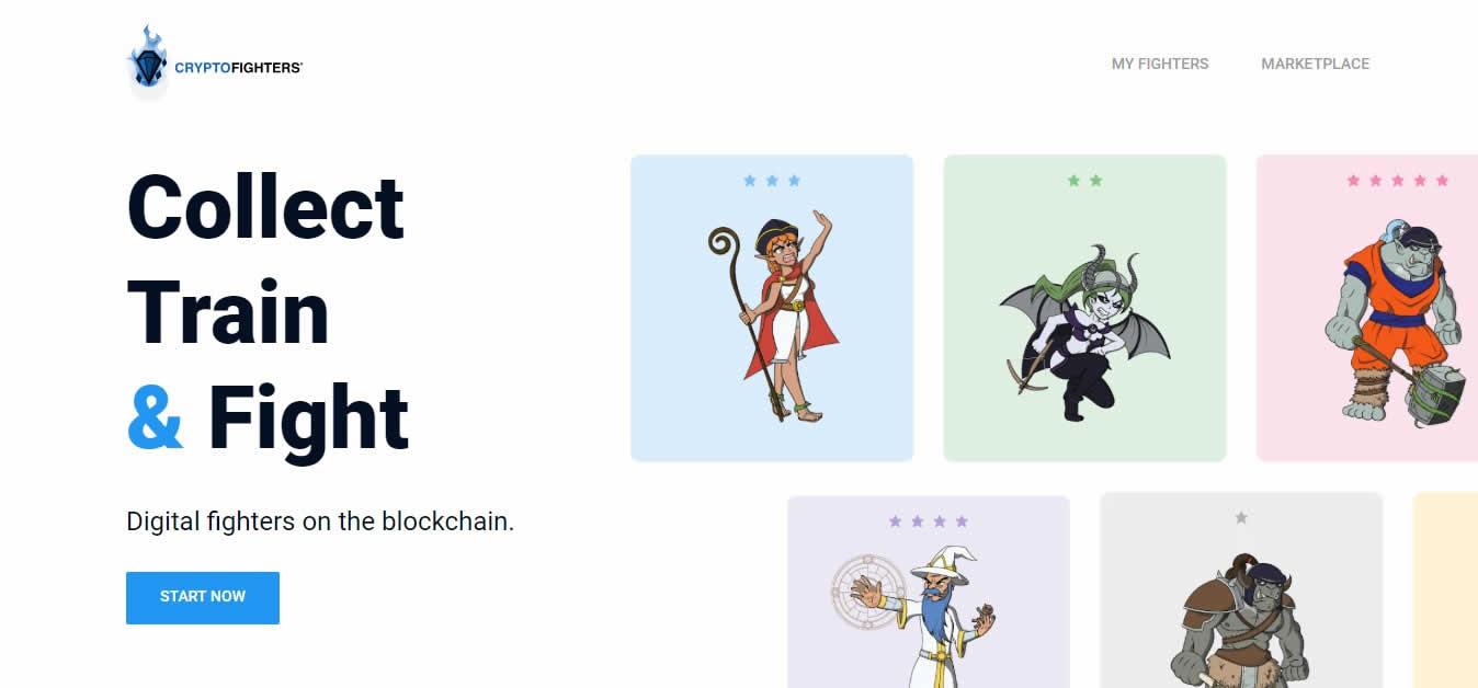 イーサリアムでチームバトル!DApps「CryptoFighters(クリプトファイターズ)」の特徴と遊び方は?