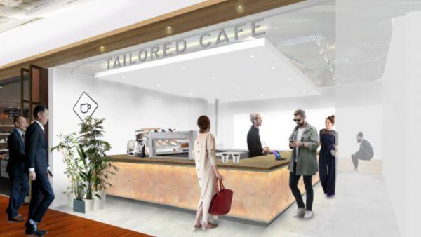 完全キャッシュレスのTAILORED CAFE、六本木に2号店