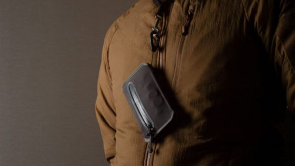 ミリタリーな男のキャッシュレスiPhone12ケース