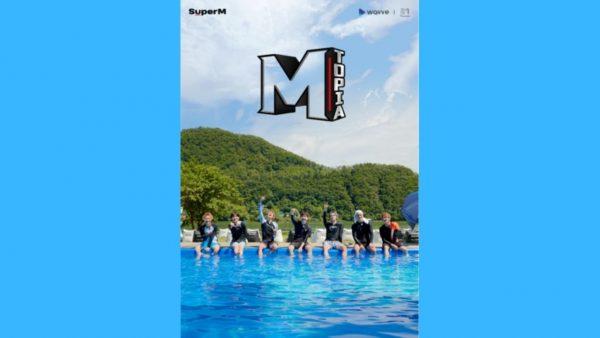 SuperM単独リアリティ番組がU-NEXTで日本初配信