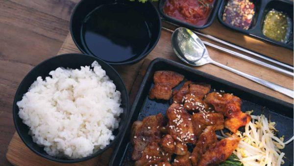 家にいながら本格海外料理が楽しめる!Uber Eats(ウーバーイーツ)で韓国料理を注文してみた