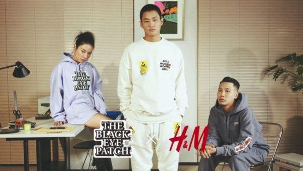 H&M、ストリートブランドBlackEyePatchとコラボ