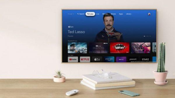 Apple TV+、Google TV搭載のChromecastに登場