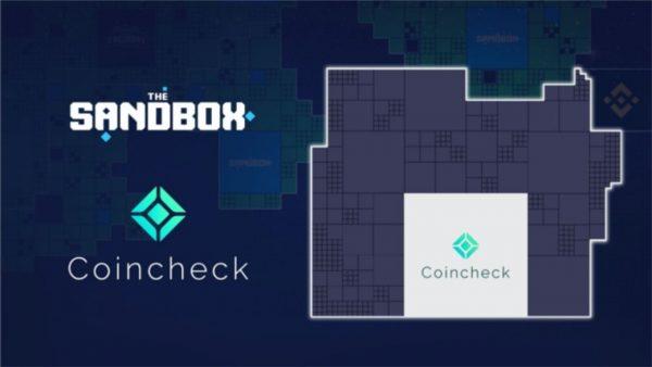 ブロックチェーンゲームThe Sandbox、コインチェックの土地が登場