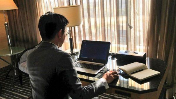 ホテルニューオータニ大阪、テレワーク向けのサブスクプランが登場