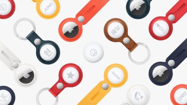 【明日発売】アップルの忘れ物防止タグ「AirTag」iPhoneが探し物まで案内