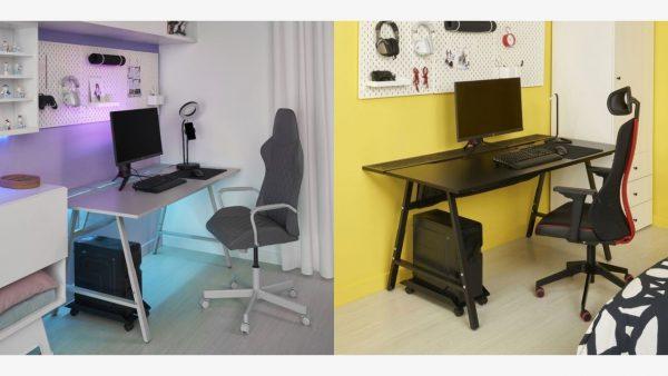 IKEA、ASUSと共同開発のゲーミング家具。日本は4月29日発売