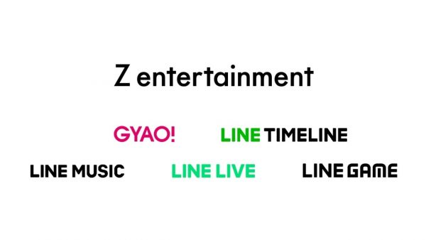 ヤフーとLINEのエンタメ事業を統括「Z Entertainment」事業開始へ